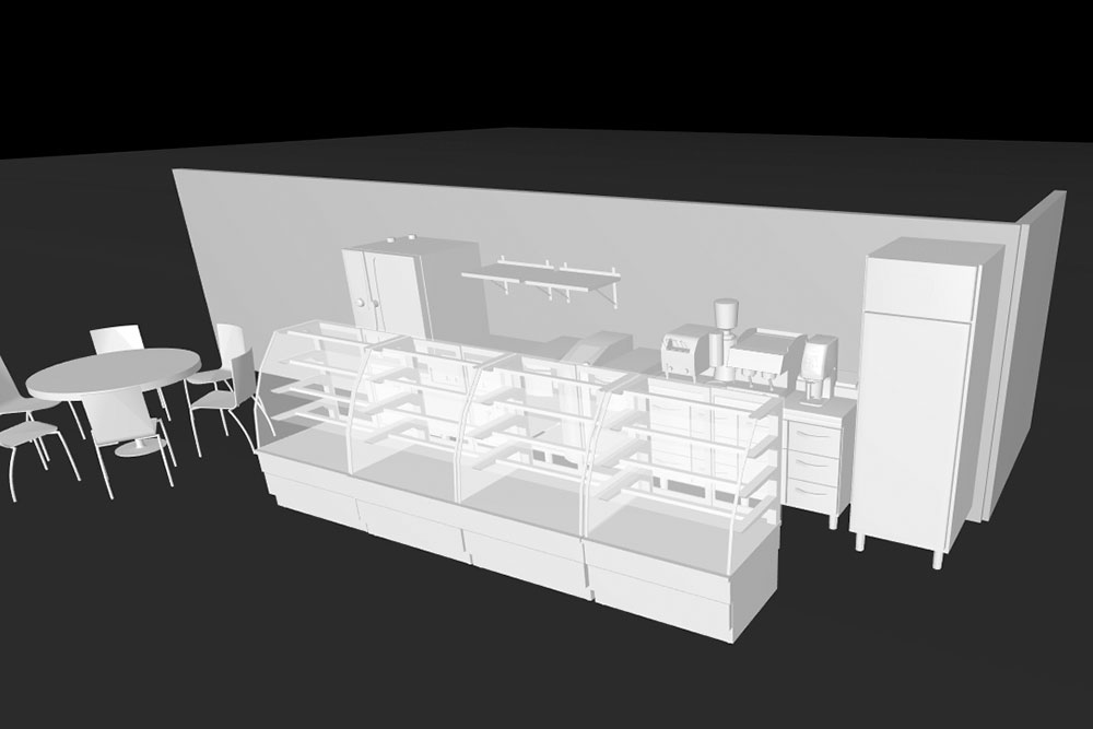 Kitchen planner suunnittelu