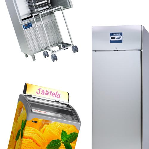 Kylförvaring och nedkylning