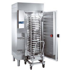 Blast chiller och shock freezer för ugnskassetter